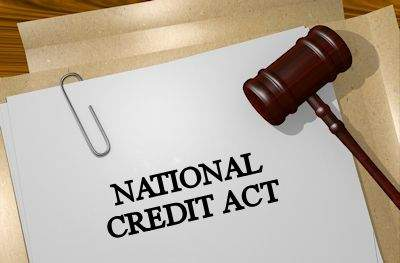 National Credit Act (NCA)